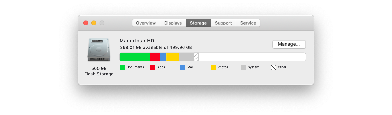 Delete useless iTunes junk files to reduce system storage space up to 5%