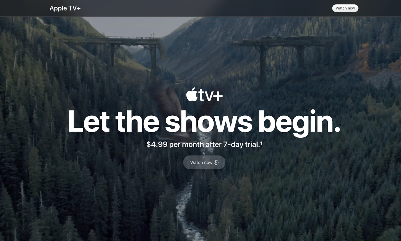 Give Apple TV+ subscription as a gift