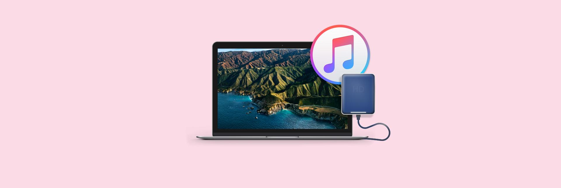 How To Backup iTunes Using An External Hard Drive – Setapp