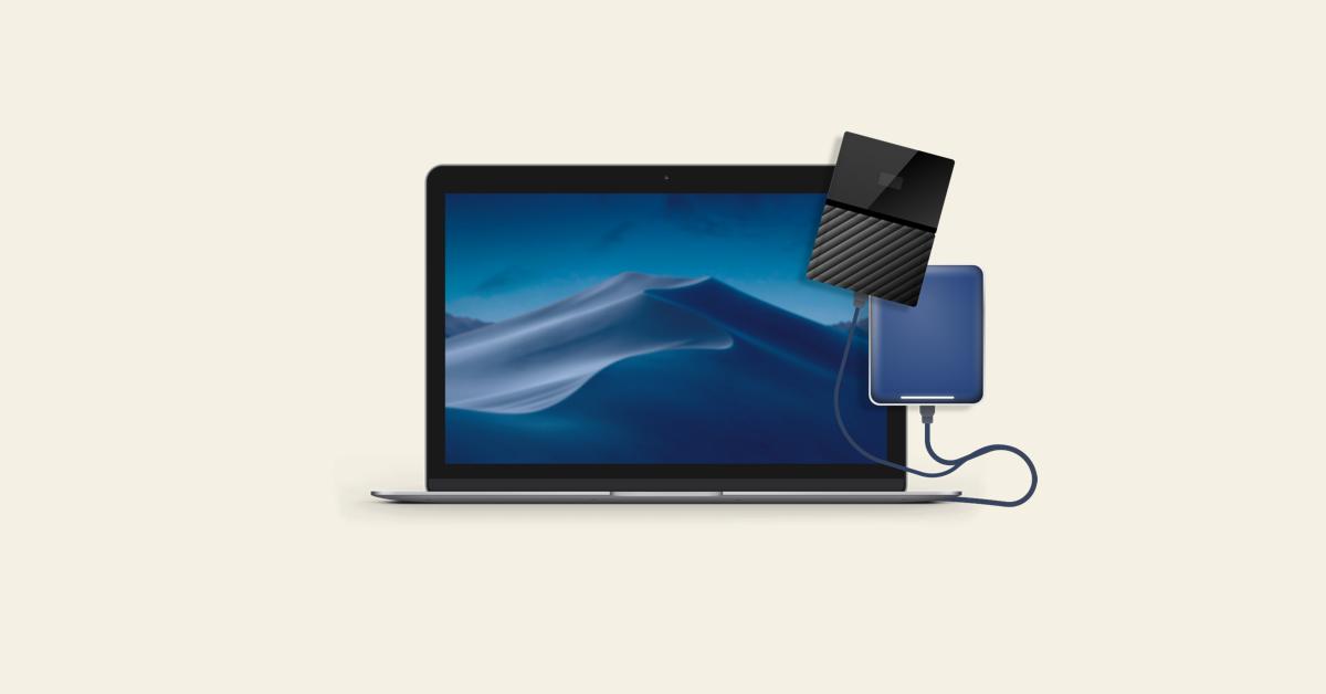 Backup Mac Os X To External Hard Drive
