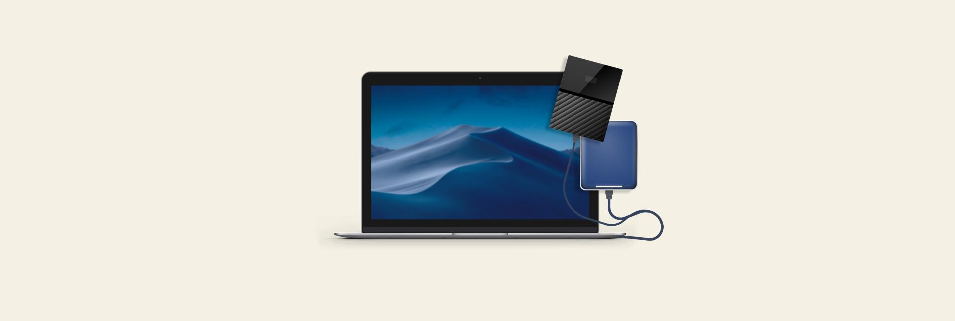 External hard drive for macbook