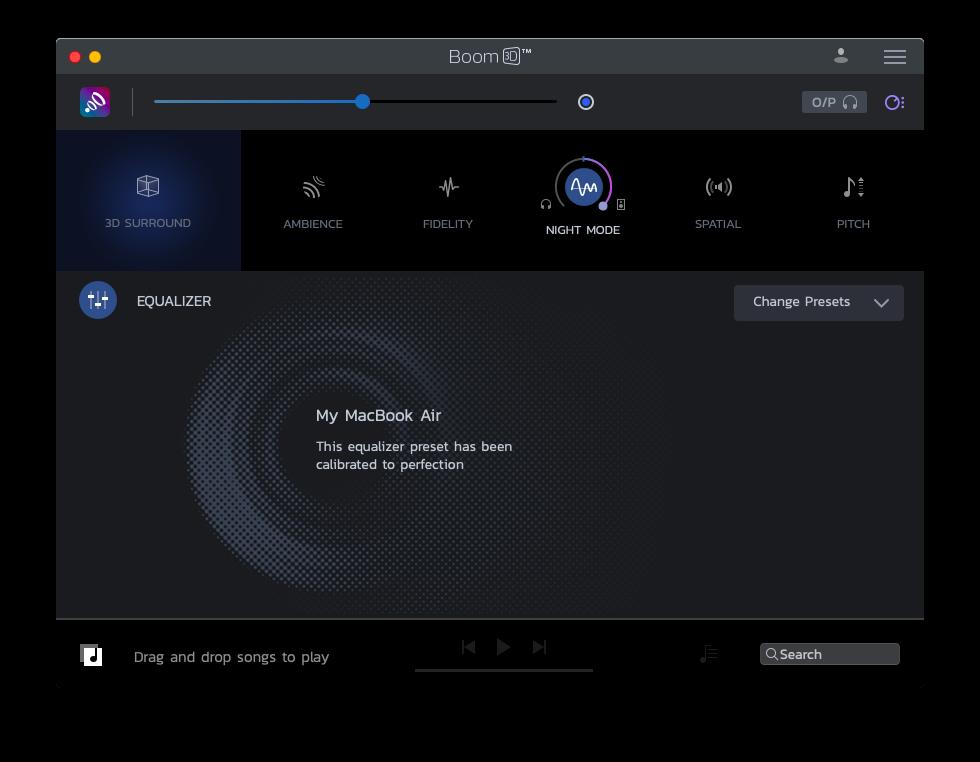 boom 3d mac equalizer sound