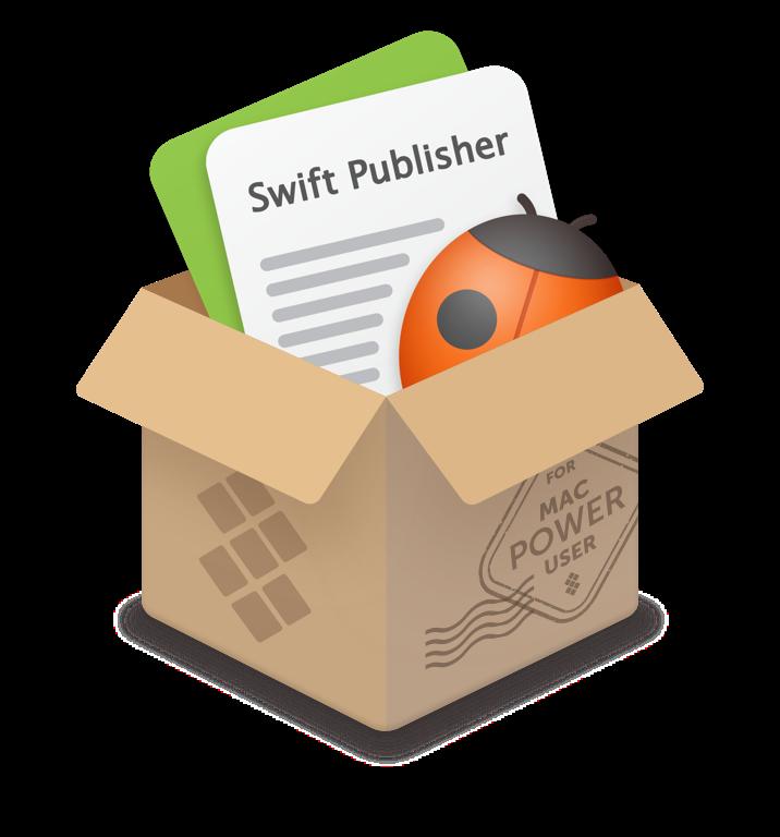Swift Publisher on Setapp logo