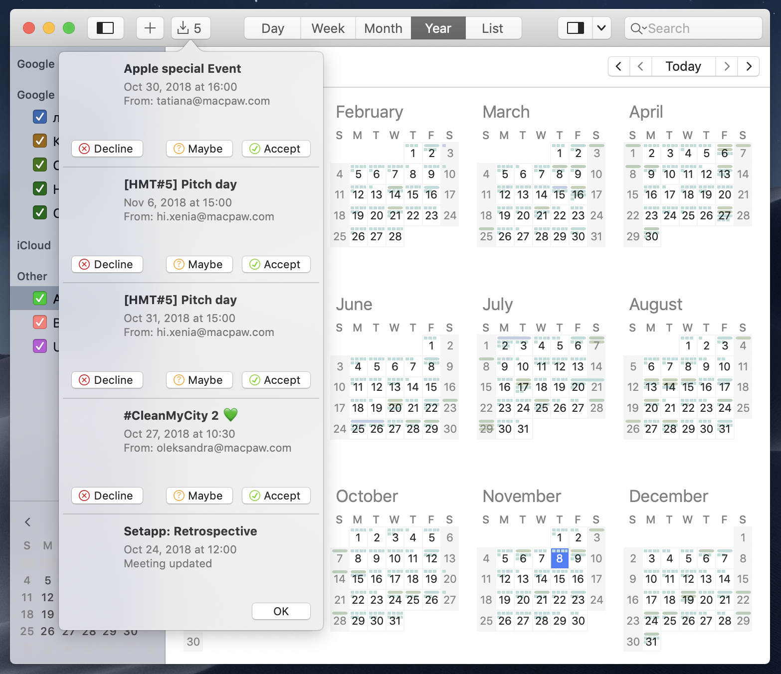 Effective Scheduling: How to Manage Multiple Calendars