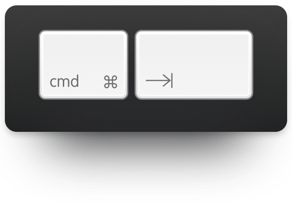 cmd-tab