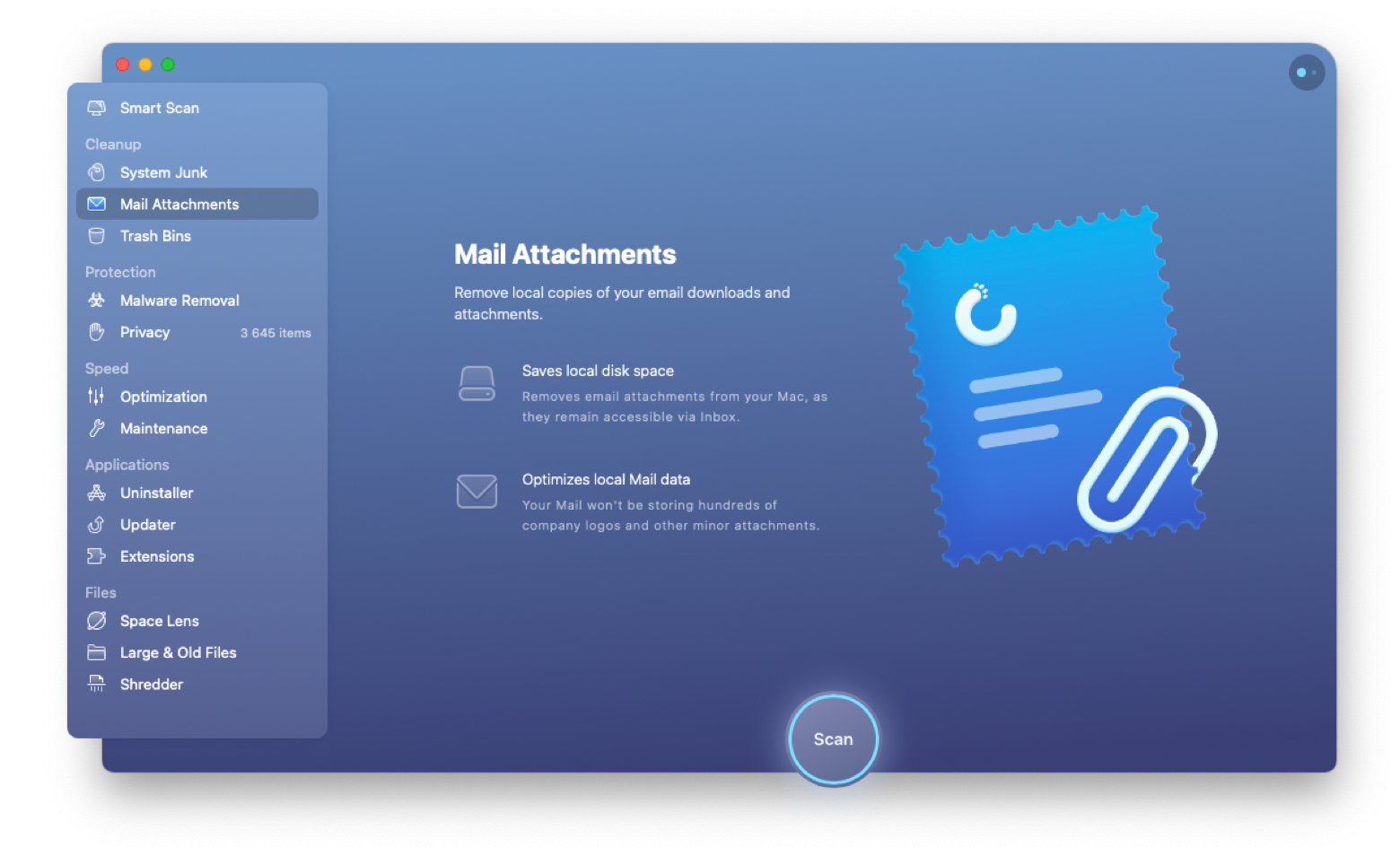 How to find and delete Mail Download files to free up Mac space