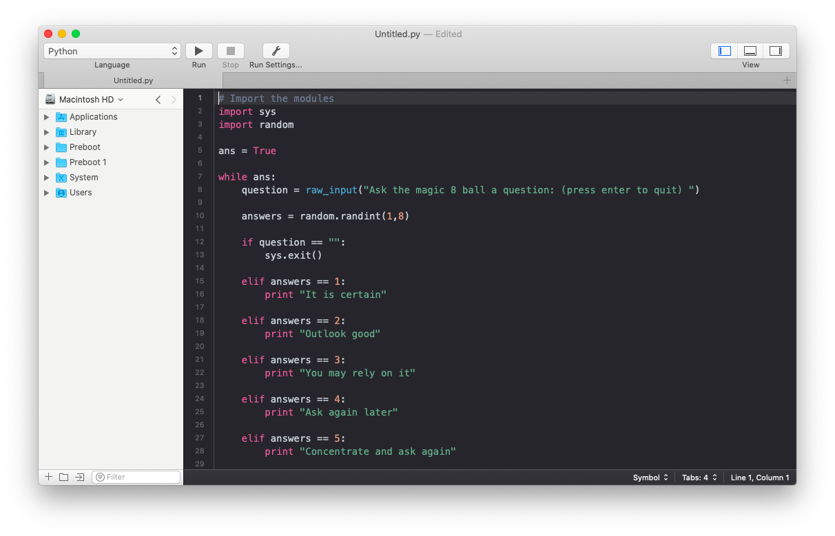 CodeRunner Mac code app vs alternative
