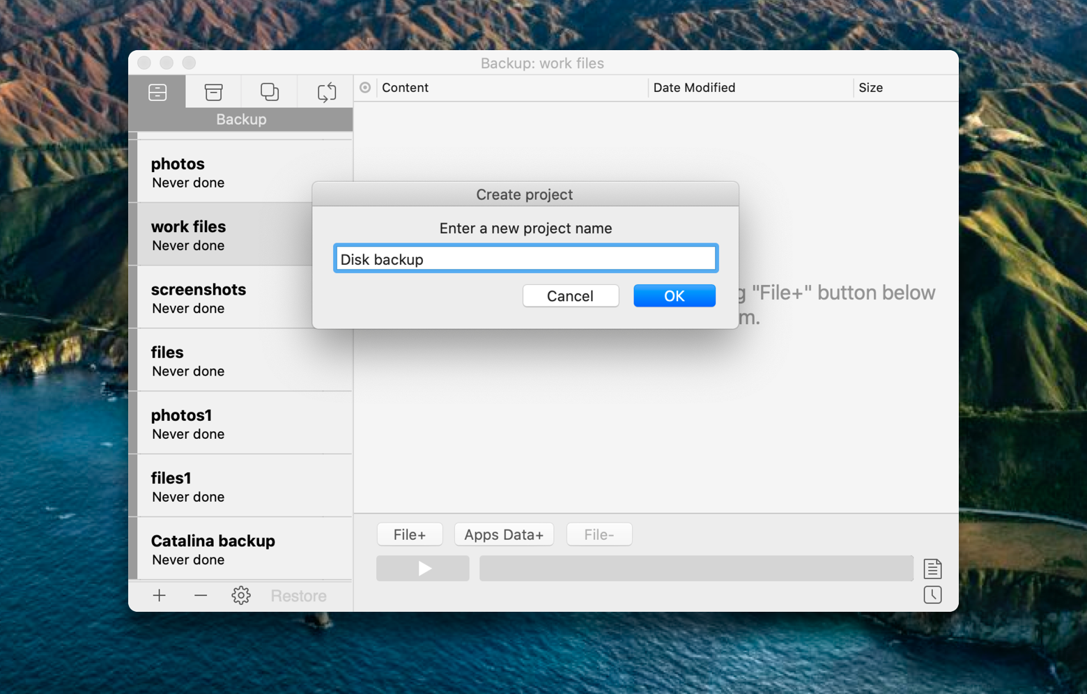 create bootable backup