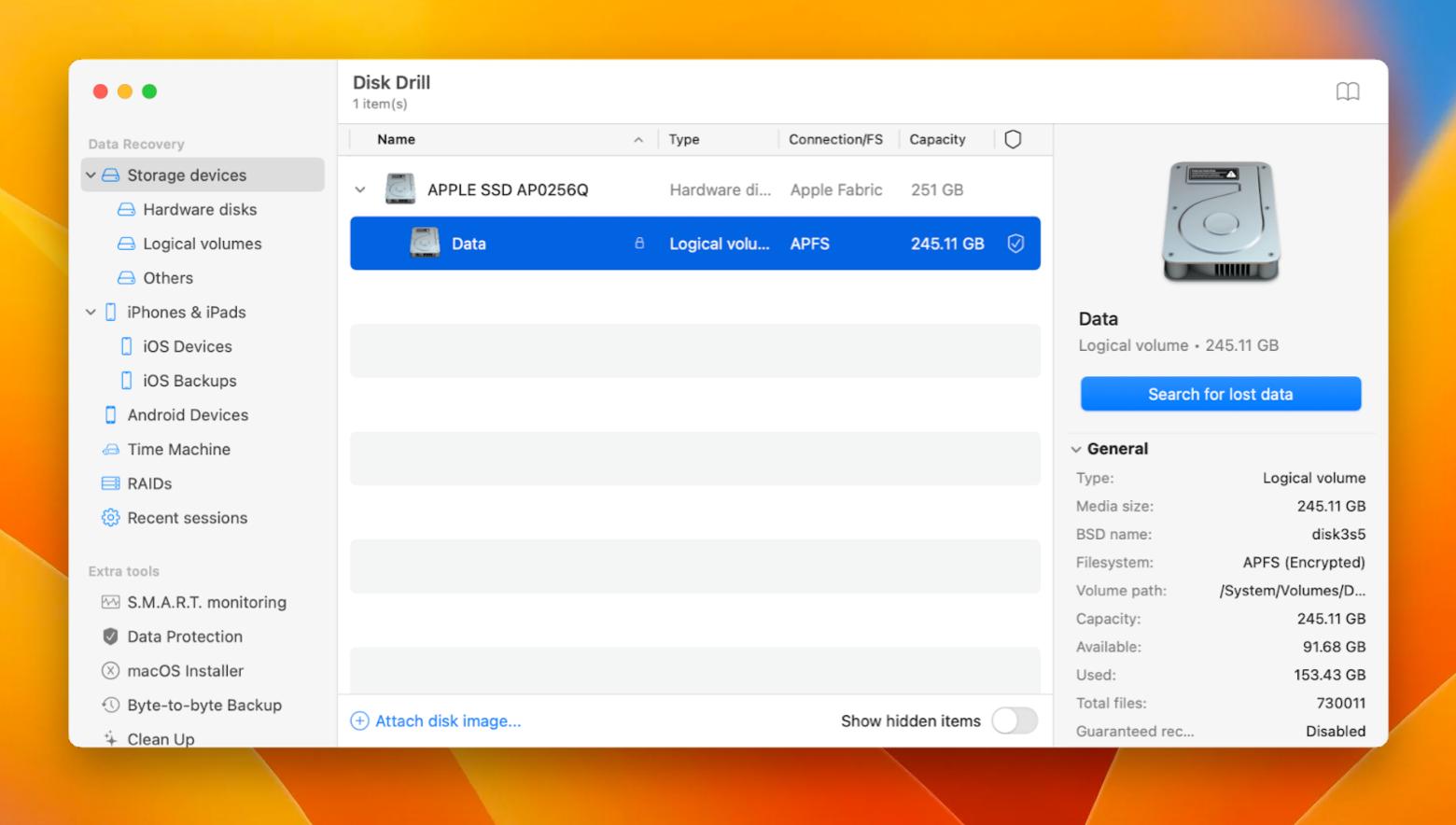 disk drill mac