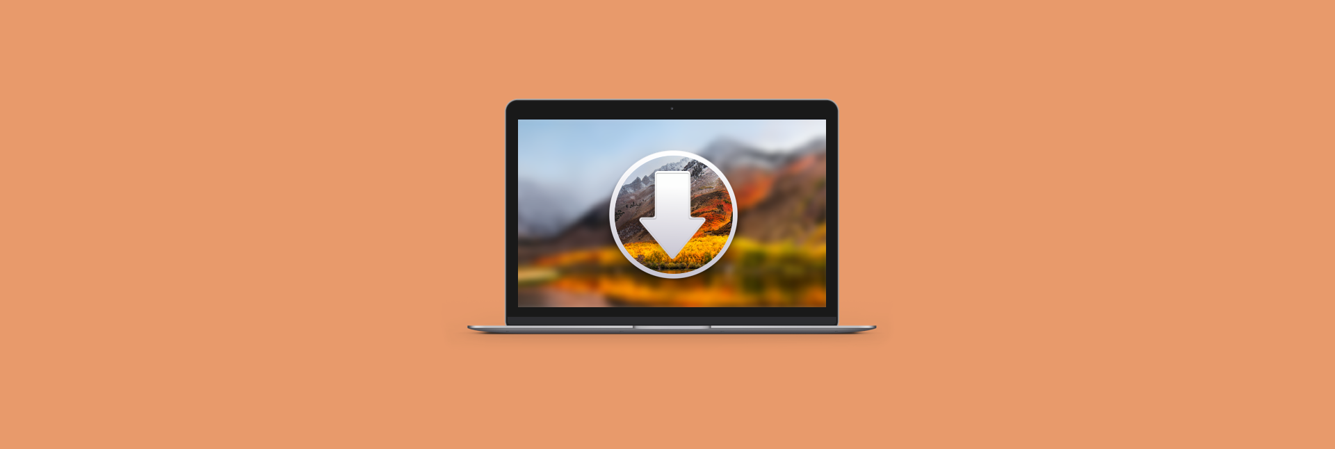 How to downgrade from macOS High Sierra
