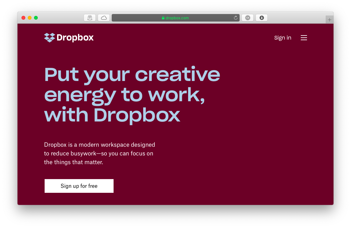 A Guide To Installing And Using Dropbox For Mac – Setapp