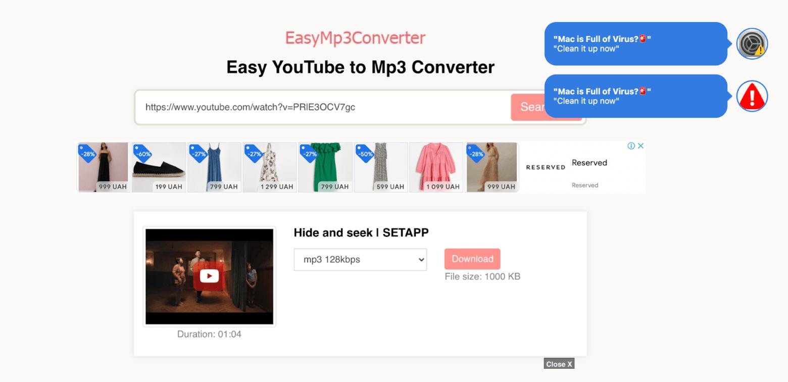 easymp3 converter