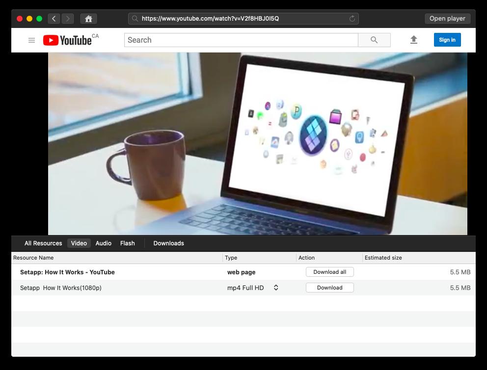 Elmedia player download videos