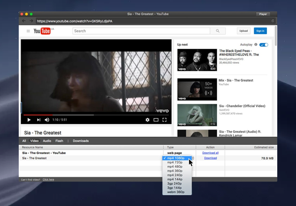 download youtube videos for offline viewing mac