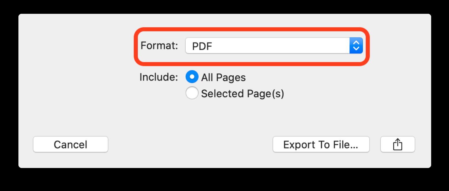 salvar arquivo PDF