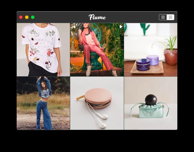 Flume Instagram Mac photos
