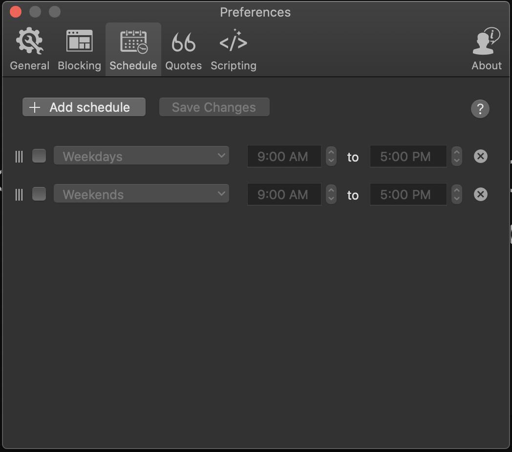 focus app mac