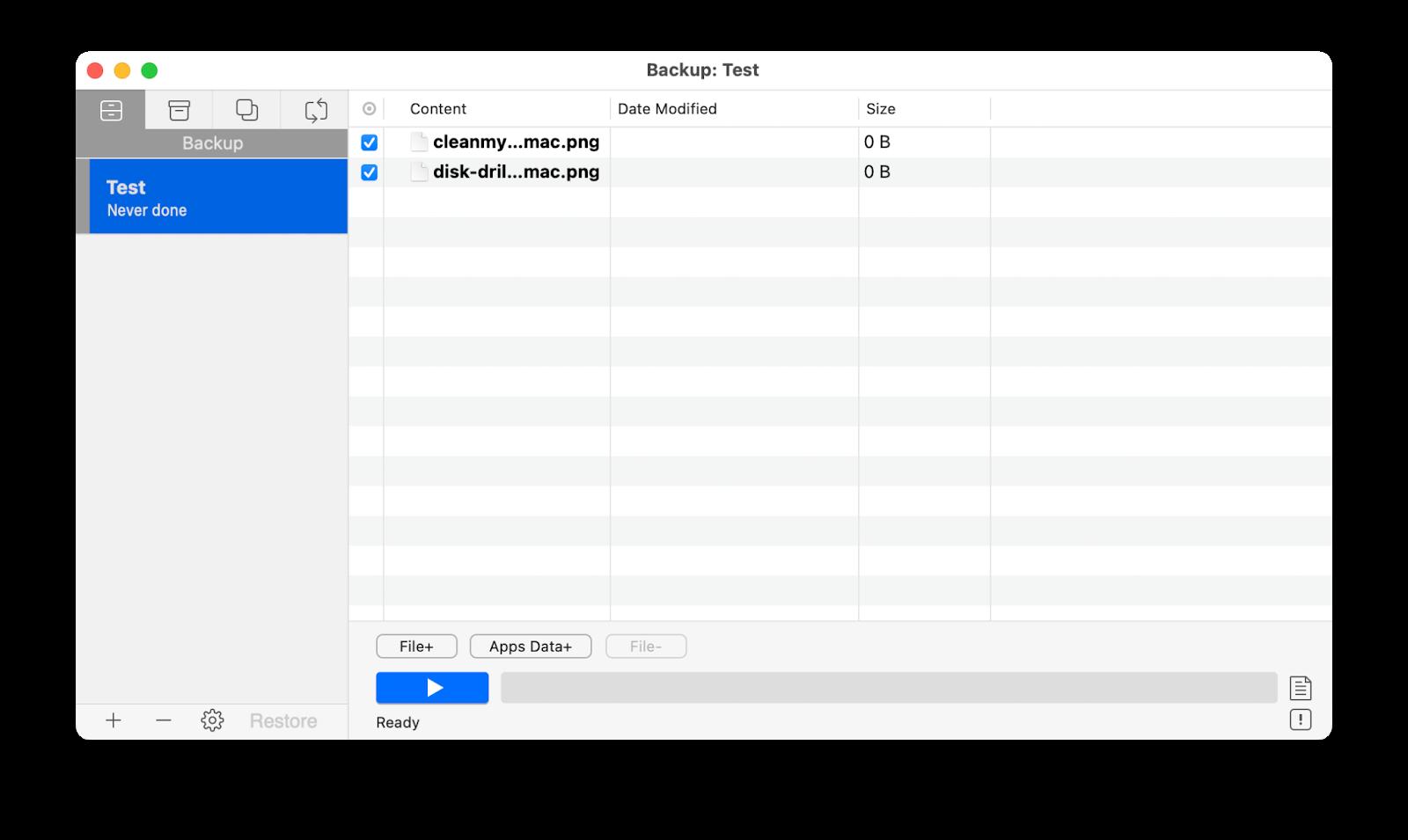 Get Backup Pro Mac