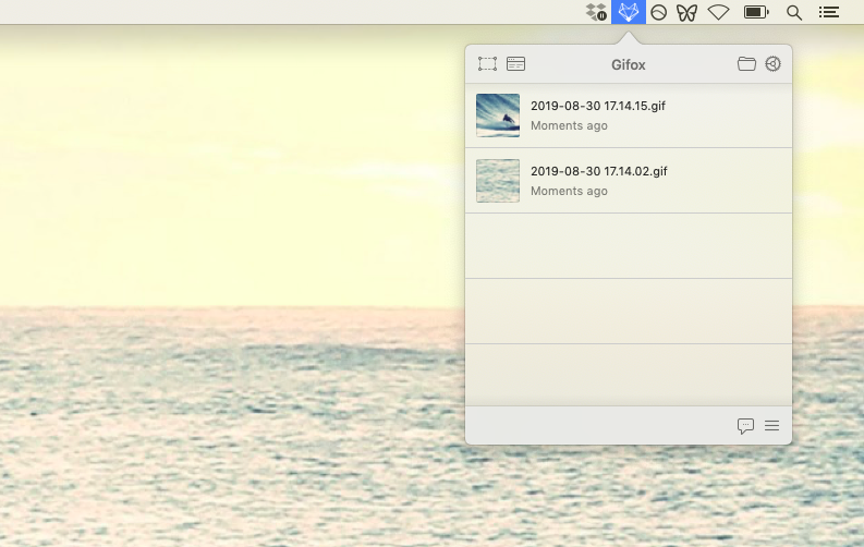 Gifox gif app mac create