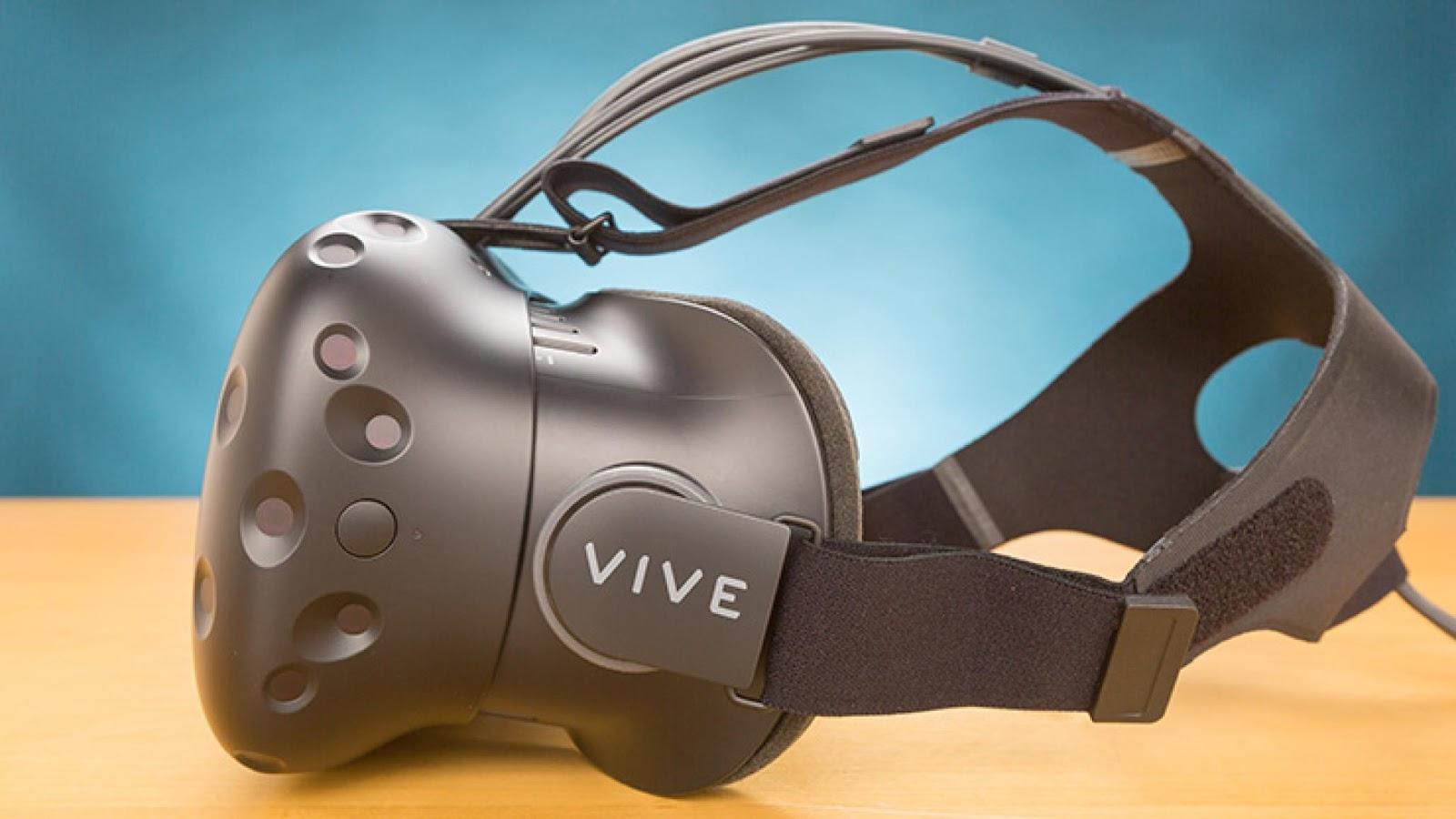HTC Vive VR best headset Mac