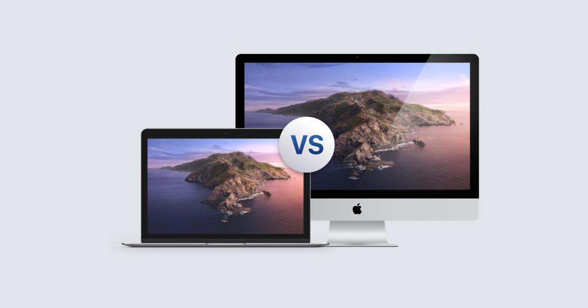 The Best Mac In 2021 Imac Vs Macbook Pro Setapp