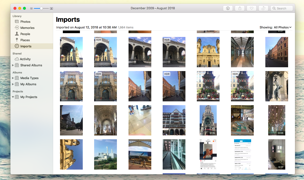 How to Organize All the Photos on your Mac