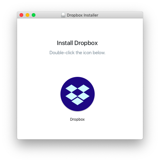 install dropbox on mac