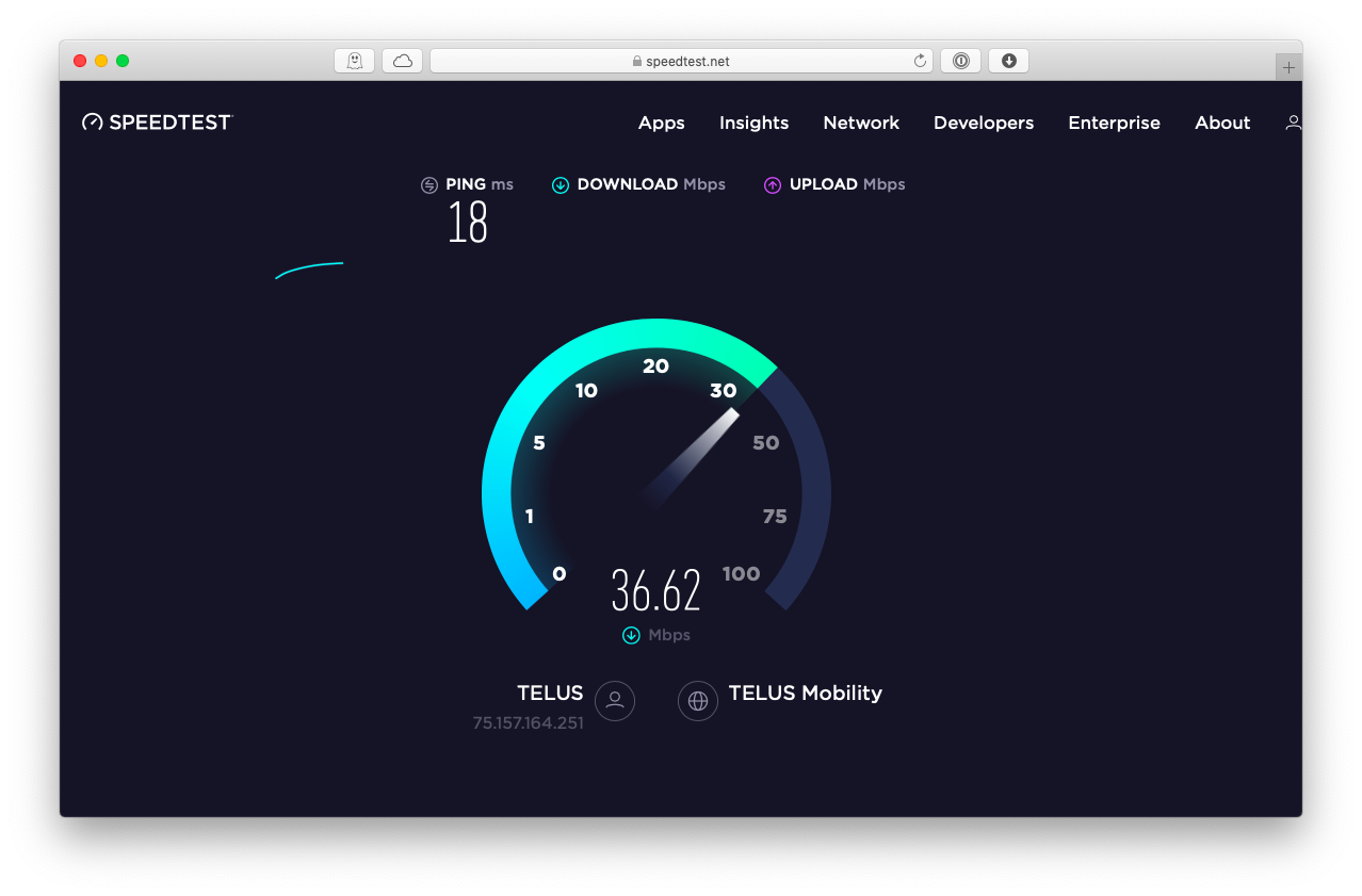 Internet speed test Mac download