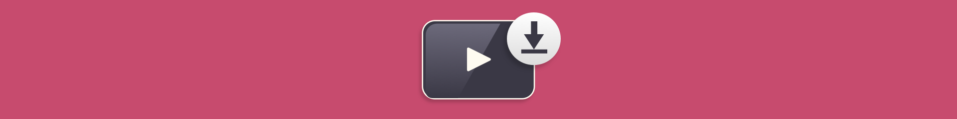 youtube downloaders button