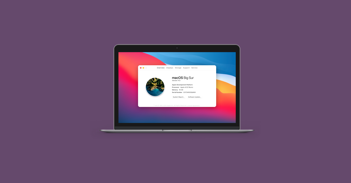 Here S How To Install Macos Big Sur Beta On Mac