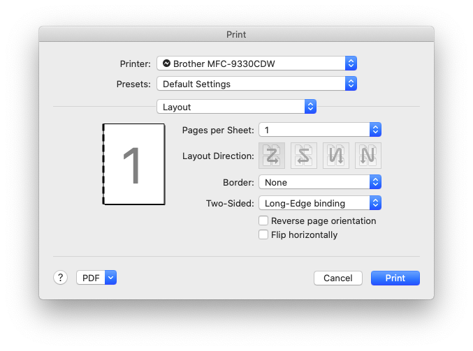 How To Print Double Sided On Mac In Any App - Setapp