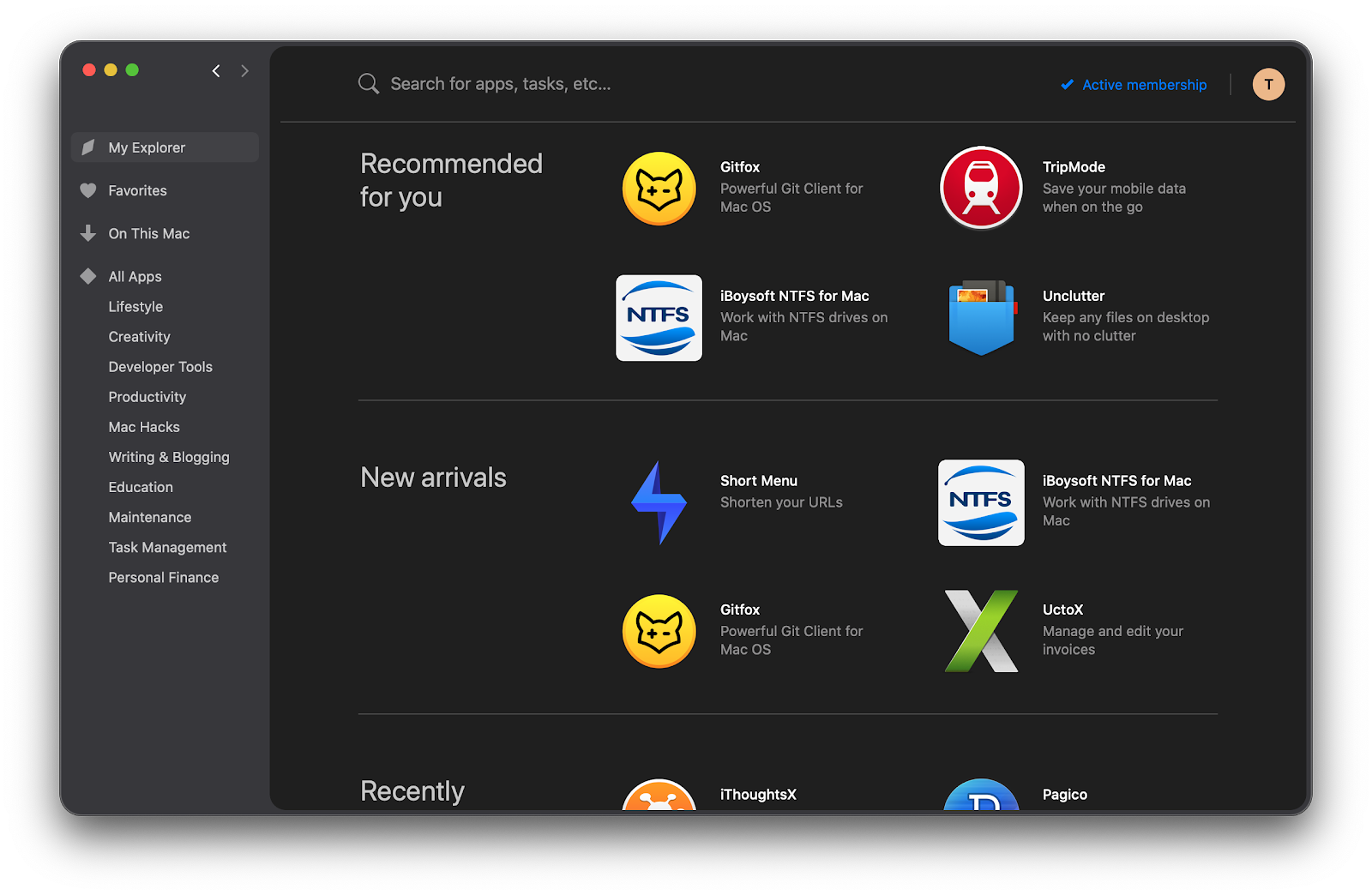 optimize video streaming Setapp app