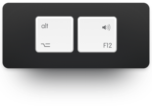 option-f12