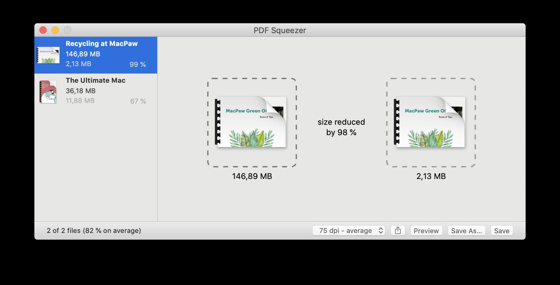 Die beste Batch-PDF-Dateikomprimierung
