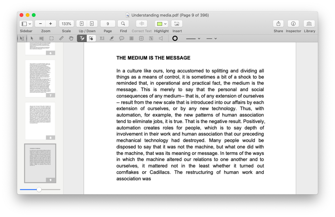 PDFpen PDF edit document Mac app