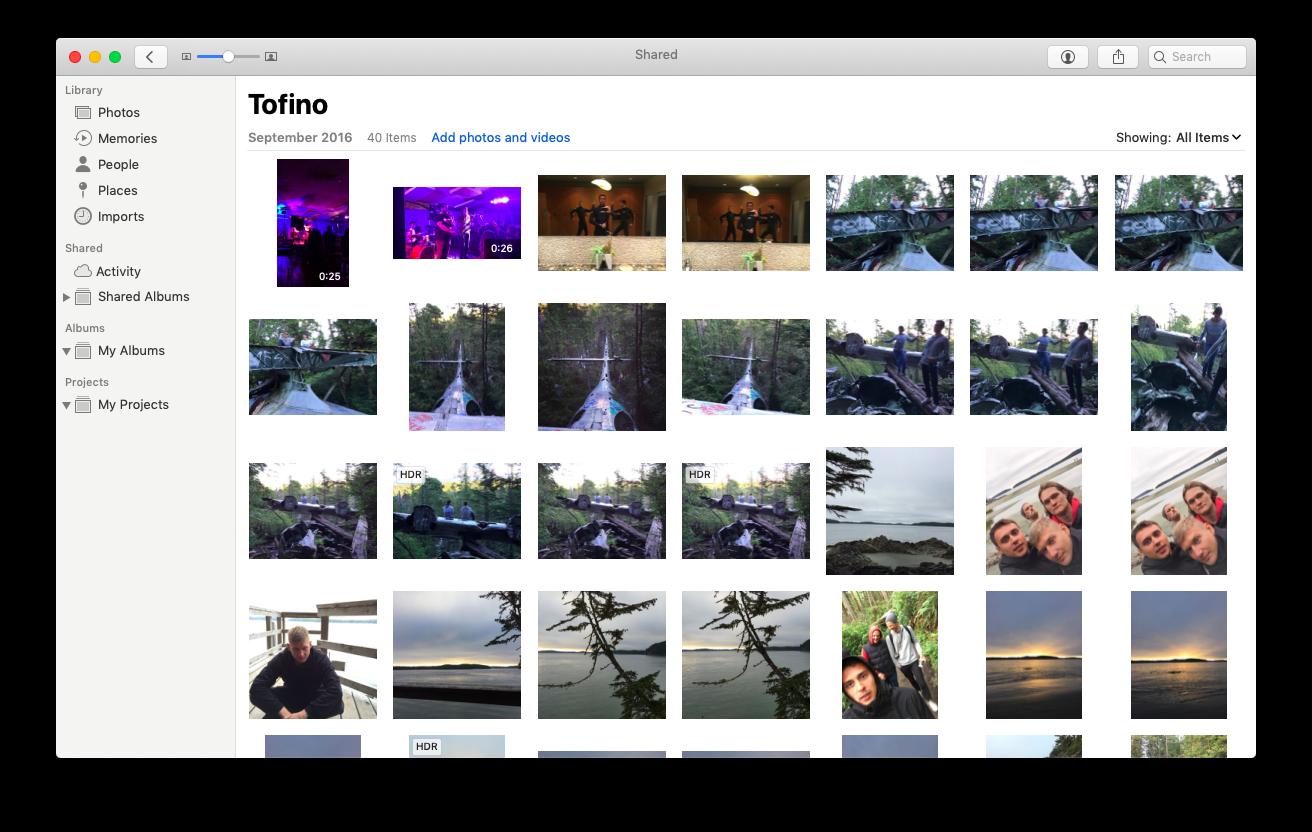 photos app Mac backup iCloud