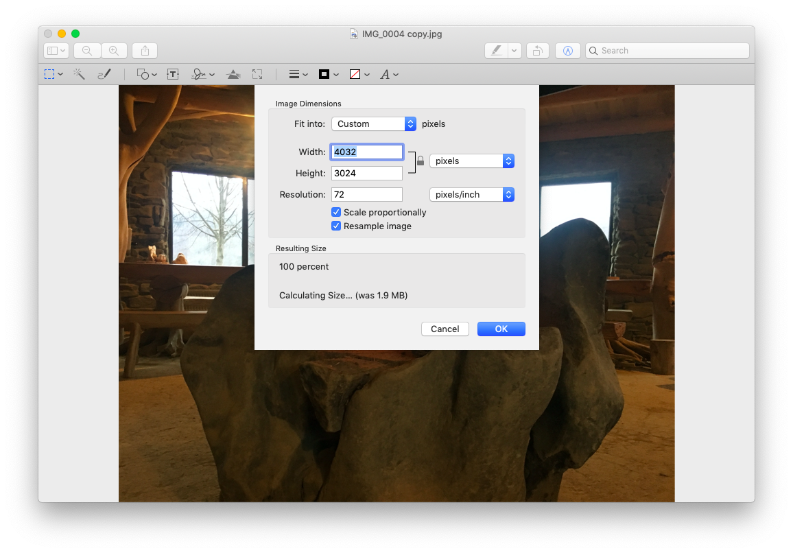 Best ways to resize images on Mac