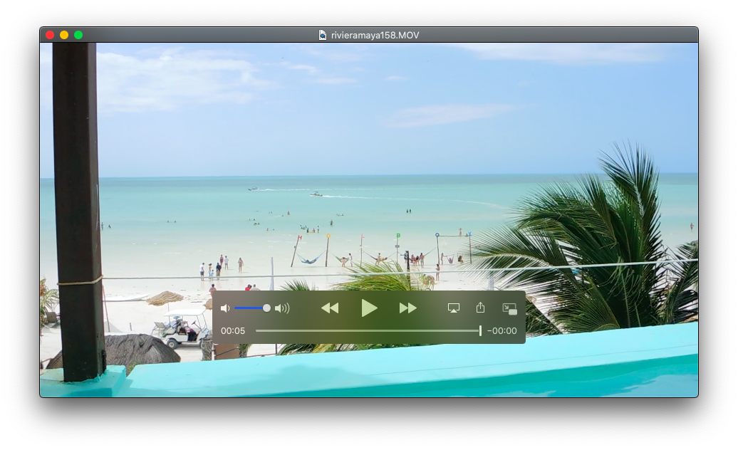 Quicktime player video Mac app