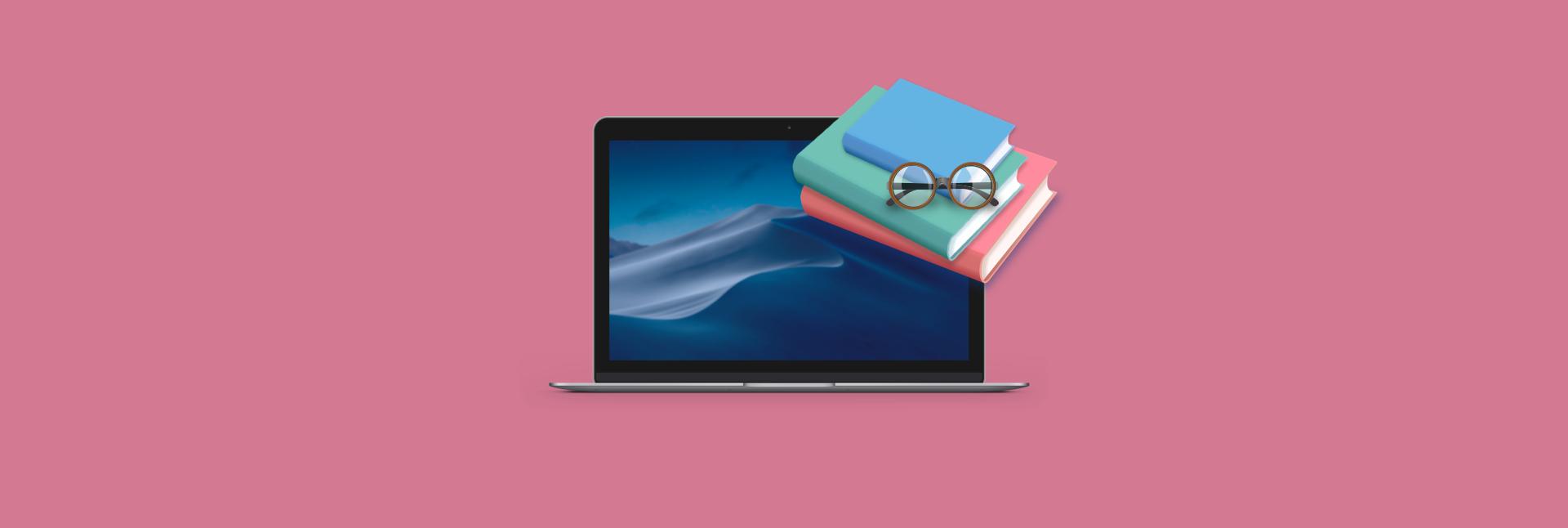 Three Best Apps For Reading Books On Mac – Setapp