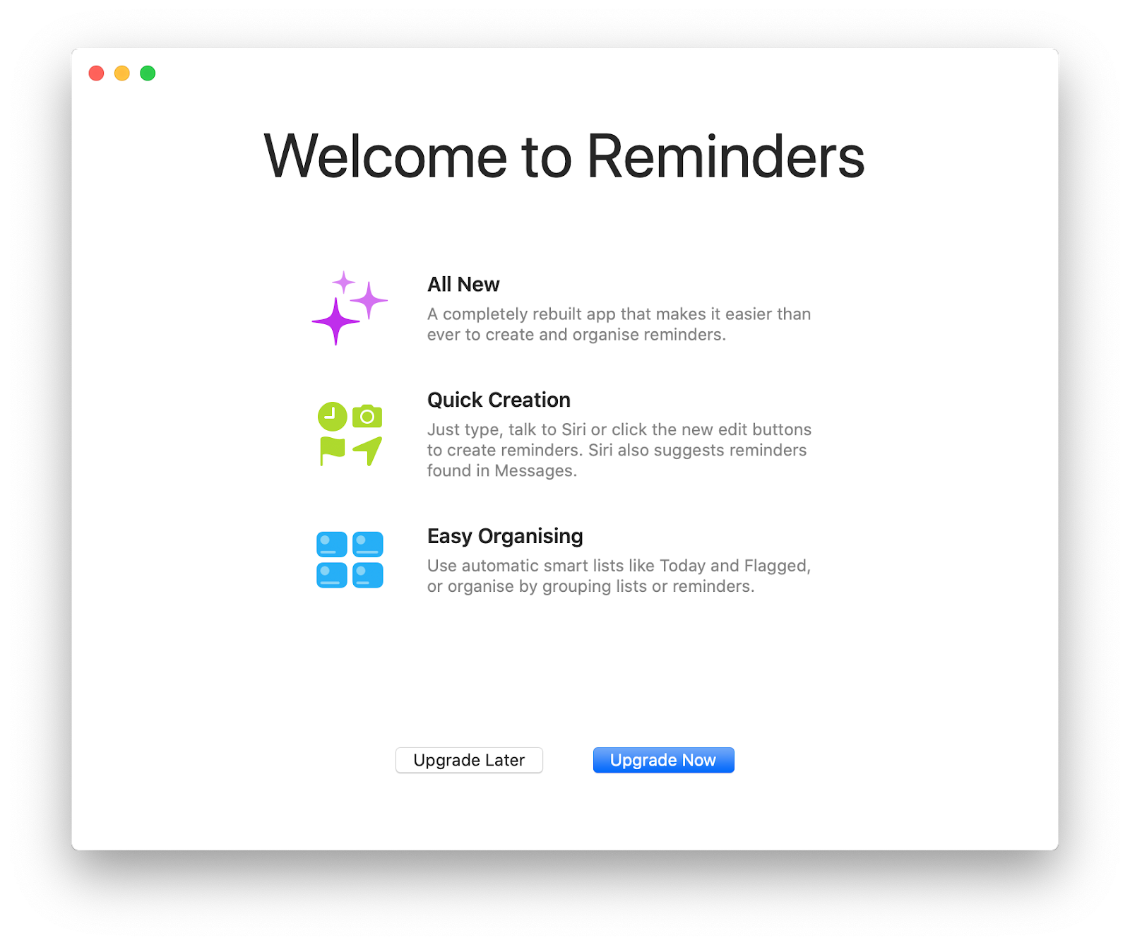 Apple Reminders app perfected in iOS 13 and macOS 10 15