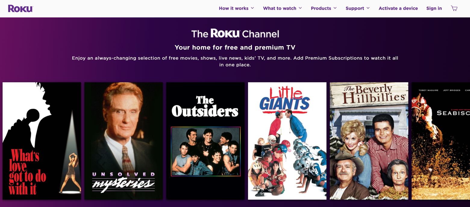 Roku channel Mac