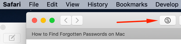 How To Find A Saved Wifi Password On Mac
