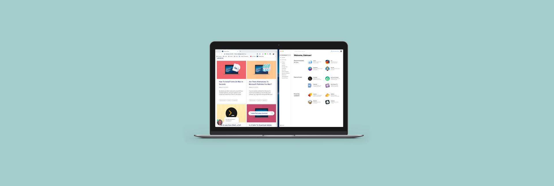 Master Split Screen On Mac For Extra Productivity – Setapp