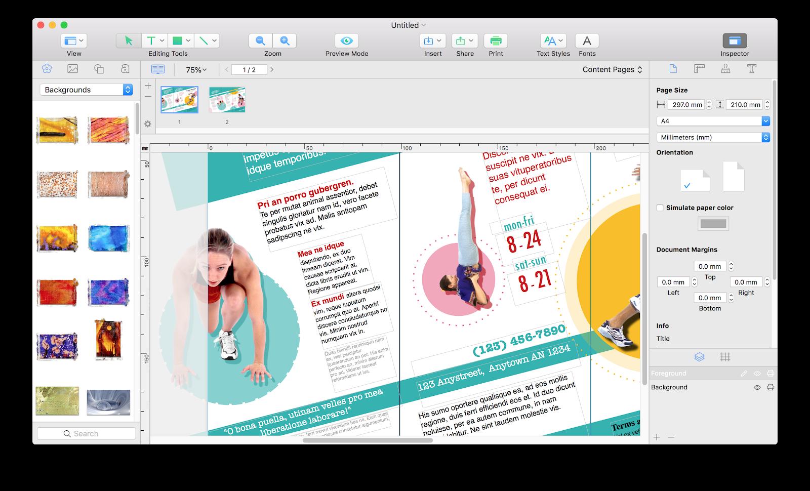 Swift Publisher app Mac