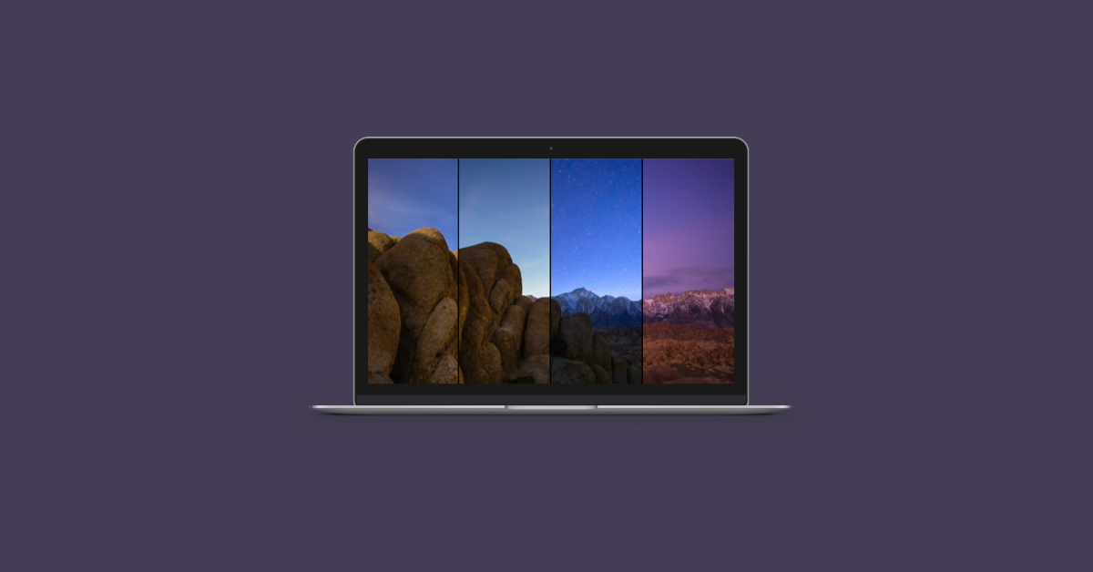 Where To Find Mac Dynamic Wallpapers? - Setapp