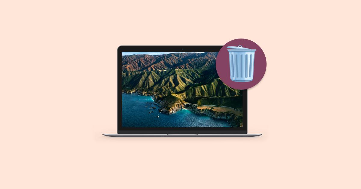 Delete apps off mac