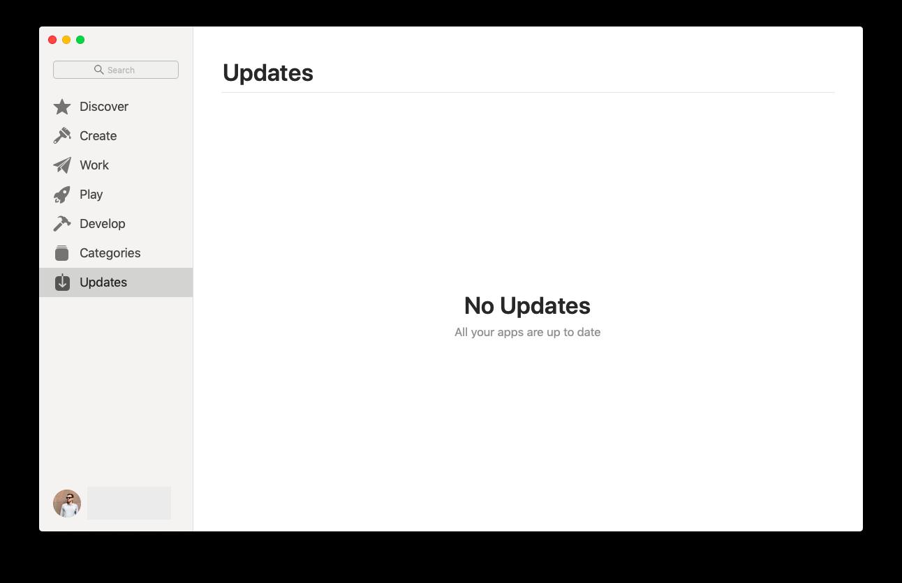 updates app store itunes