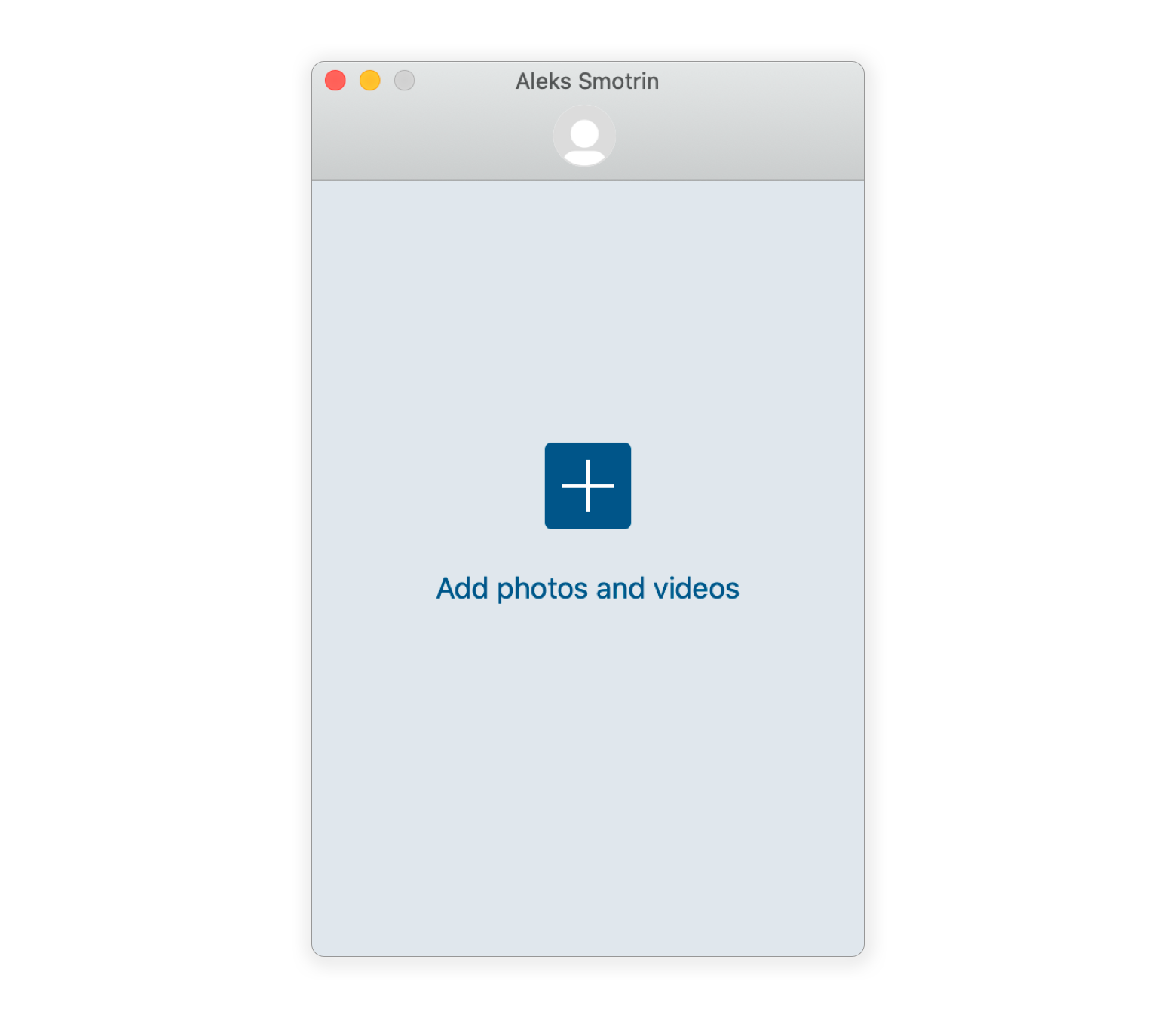 Add photos and videos to Instagram from a Mac